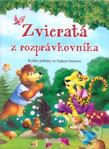 EX book Zvieratá z rozprávkovníka - cena od 169 Kč
