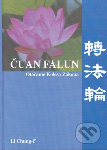 CAD PRESS Čuan Falun - Li Chung-č cena od 242 Kč