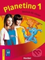 Max Hueber Verlag Planetino 1 - Kursbuch - Siegfried Buttner cena od 288 Kč