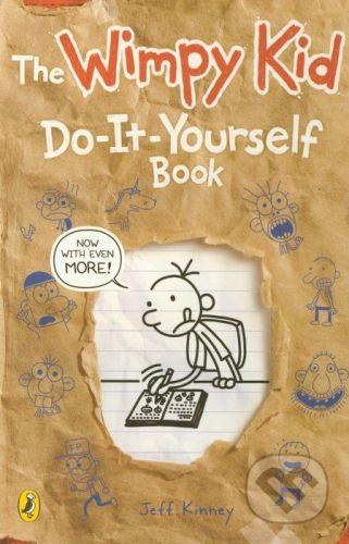 Penguin Books The Wimpy Kid - Jeff Kinney cena od 121 Kč