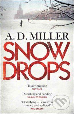 Atlantic Books Snowdrops - A.D. Miller cena od 179 Kč