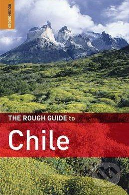 Rough Guides The Rough Guide to Chile - cena od 478 Kč