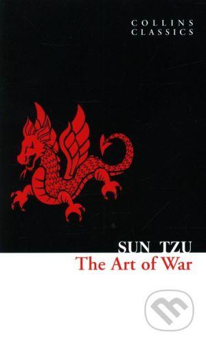 HarperCollins Publishers The Art of War - Sun Tzu cena od 45 Kč