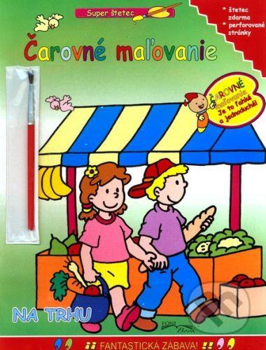 Foni book Čarovné maľovanie - cena od 35 Kč