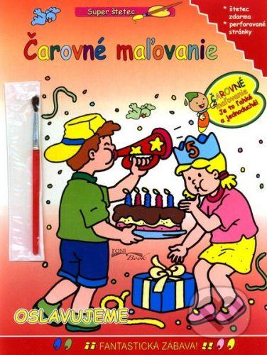 Foni book Čarovné maľovanie - cena od 34 Kč
