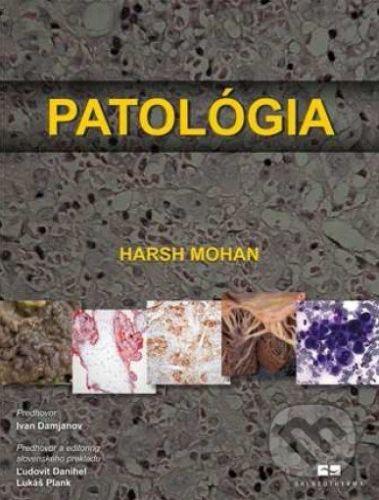 Balneotherma Patológia - Harsh Mohan cena od 2203 Kč