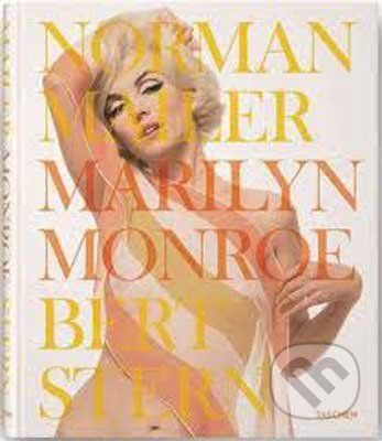 Taschen Marilyn Monroe - Norman Mailer, Bert Stern cena od 14900 Kč