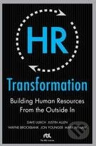 McGraw-Hill HR Transformation: Building Human Resources from the Outside In - Dave Ulrich, Wayne Brockbank, Jon Younger, Mark Nyman, Justin Allen cena od 684 Kč