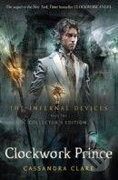 Walker books Clockwork Prince - Cassandra Clare cena od 296 Kč
