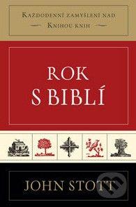 John Stott: Rok s biblí cena od 204 Kč