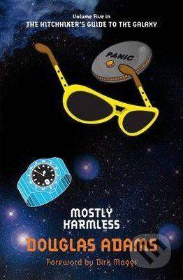 Pan Macmillan Mostly Harmless - Douglas Adams cena od 216 Kč