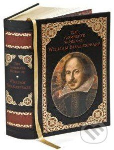 Barnes and Noble Complete Works of William Shakespeare - William Shakespeare cena od 0 Kč