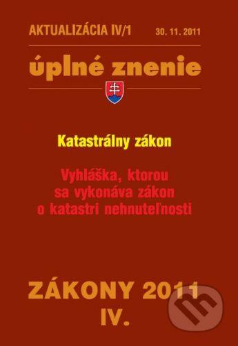 Poradca s.r.o. Aktualizácia IV/2011 - cena od 105 Kč