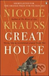 XXL obrazek Viking Great House - Nicole Krauss