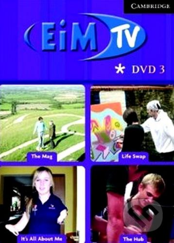 English in Mind 3 - DVD and Activity Booklet - cena od 1055 Kč