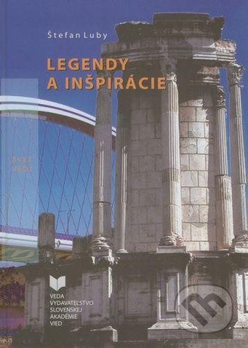 VEDA Legendy a inšpirácie - Štefan Luby cena od 198 Kč