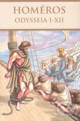 Thetis Odysseia I - XII - Homéros cena od 288 Kč