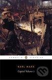 Penguin Books Capital: A Critique of Political Economy (Volume 1) - Karl Marx cena od 592 Kč