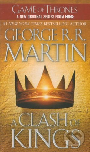 Martin, George R R: Clash of Kings (Song of Ice and Fire #2) cena od 175 Kč