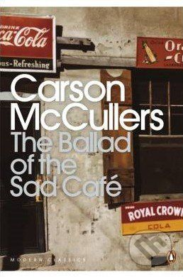 XXL obrazek Penguin Books The Ballad of the Sad Cafe - Carson Mccullers
