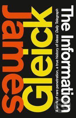 Gleick James: Information: A History, a Theory, a Flood cena od 226 Kč