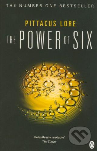 Penguin Books The Power of Six - Pittacus Lore cena od 162 Kč
