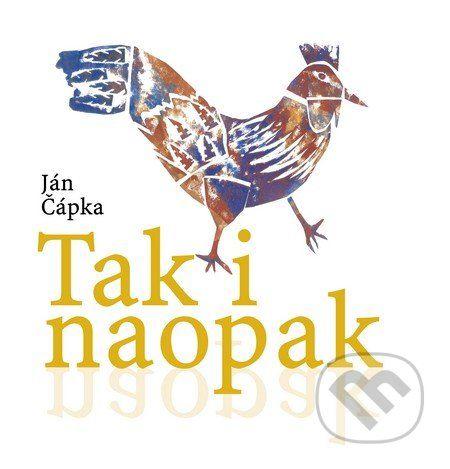 Miloš Prekop - AND Tak i naopak - Ján Čápka cena od 124 Kč