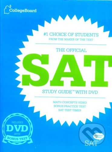 College Board The Official SAT Study Guide - cena od 774 Kč