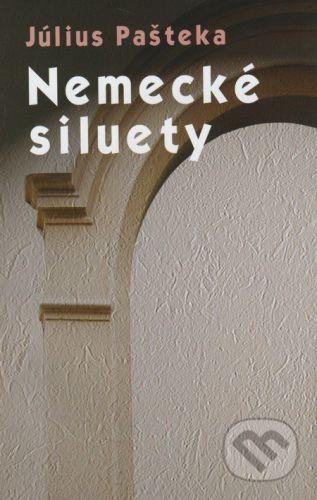 Petrus Nemecké siluety - Július Pašteka cena od 168 Kč