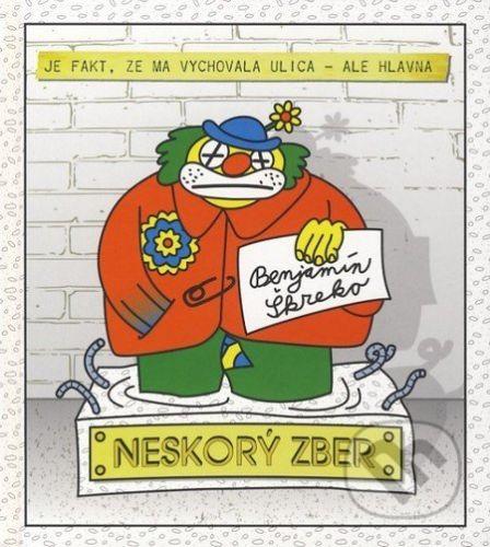 Benjamín Škreko: Neskorý zber cena od 128 Kč