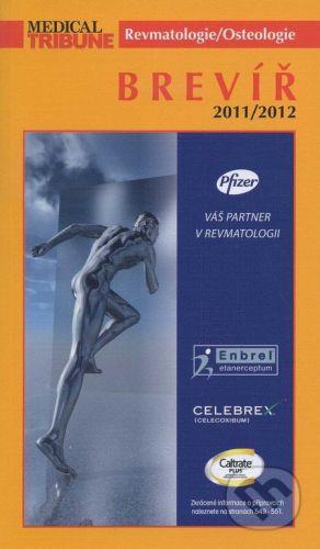MEDICAL TRIBUNE CZ, INPHARMEX Brevíř 2011 / 2012 - cena od 186 Kč