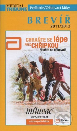 MEDICAL TRIBUNE CZ, INPHARMEX Brevíř 2011 / 2012 - cena od 216 Kč