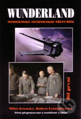 AOS Publishing Wunderland - Díl I. - Miloš Jesenský, Robert Leśniakiewicz cena od 233 Kč