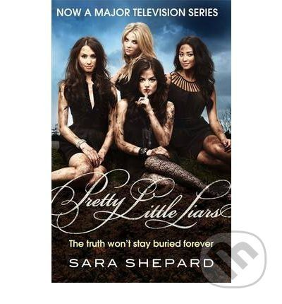 XXL obrazek Shepard Sara: Pretty Little Liars (1)