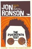 Ronson Jon: Psychopath Test cena od 242 Kč