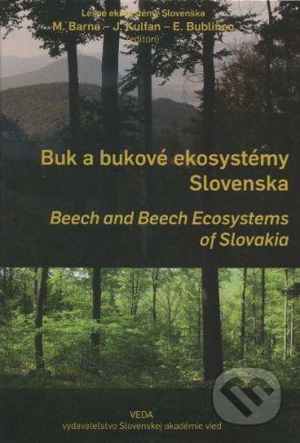 VEDA Buk a bukové ekosystémy Slovenska - cena od 538 Kč
