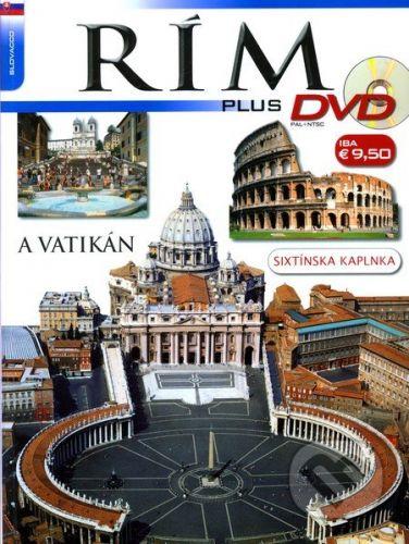 Lozzi Roma Rím a Vatikán + DVD - cena od 226 Kč