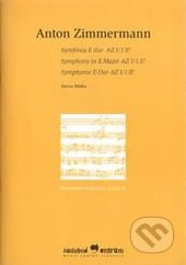 Hudobné centrum Symfónia E dur - Anton Zimmermann cena od 95 Kč