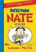Lincoln Peirce: Veľký frajer Nate je klasa cena od 0 Kč