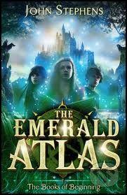 Corgi Books The Emerald Atlas - John Stephens cena od 220 Kč