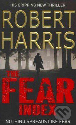 Harris Robert: Fear Index cena od 194 Kč