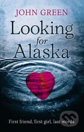 XXL obrazek Green John: Looking for Alaska