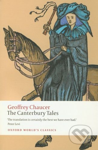 Oxford University Press The Canterbury Tales - Geoffrey Chaucer cena od 131 Kč