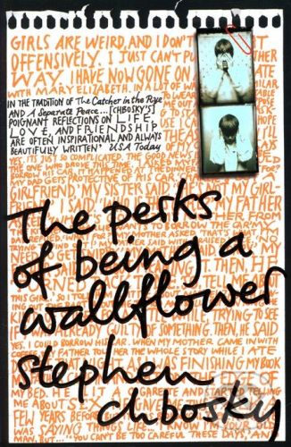 XXL obrazek Stephen Chbosky: The Perks of Being a Wallflower