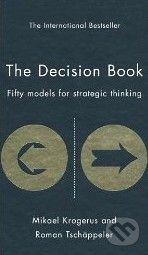 Profile Books The Decision Book - Mikael Krogerus cena od 315 Kč