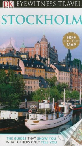 Dorling Kindersley Stockholm - cena od 364 Kč