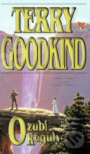 Goodking Terry: Ozubí Reguly /brož./ cena od 231 Kč