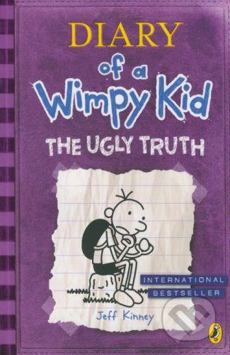 Kinney Jeff: DWK (5) Ugly Truth cena od 134 Kč