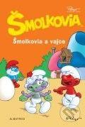 Albatros Šmolkovia a vajce - Peyo cena od 0 Kč