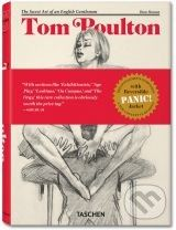 Taschen Tom Poulton: The Secret Art of an English Gentleman - Jamie Maclean, Dian Hanson cena od 383 Kč